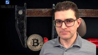 Was passiert, wenn ein Cryptocurrency max ist