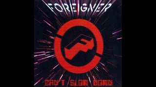 Foreigner Can't Slow Down 2009 Full Album