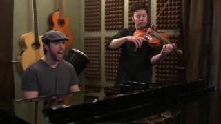 Josh Groban - You Raise Me Up - Chris Rupp (Unplugged Video)