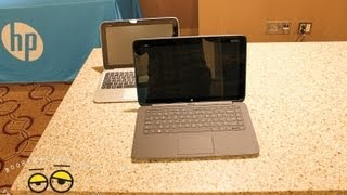 HP Split X2 & SlateBook X2 Hands-on