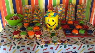 Awesome LEGO Party|4th Birthday Party Ideas (under 175.00 Dollars)