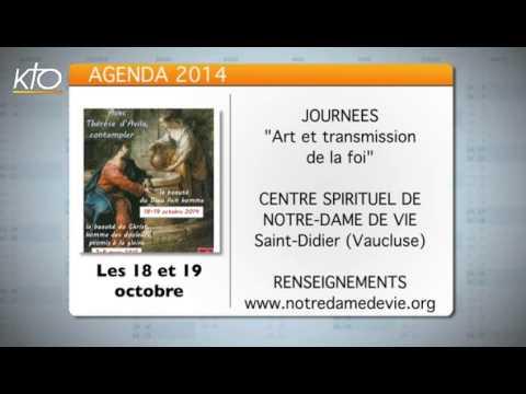 Agenda du 3 octobre 2014