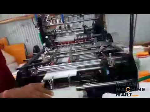 Automatic Envelopes Making Machine