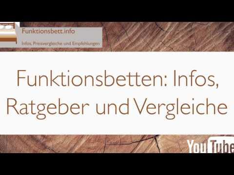 Funktionsbett - Informationen, Preisvergleiche und aktuelle Ratgeber