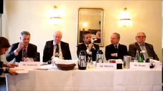 Cybersecurity Roundtable in the New Global Context WEF15 part3