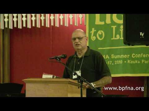 Tony Campolo 7/12/2010 Part 1