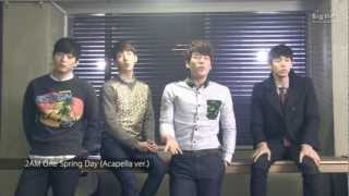 2AM One spring day - Acapella ver.