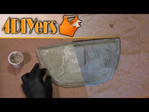 DIY: How to Repair Leather (Refinish Coatings Kit)