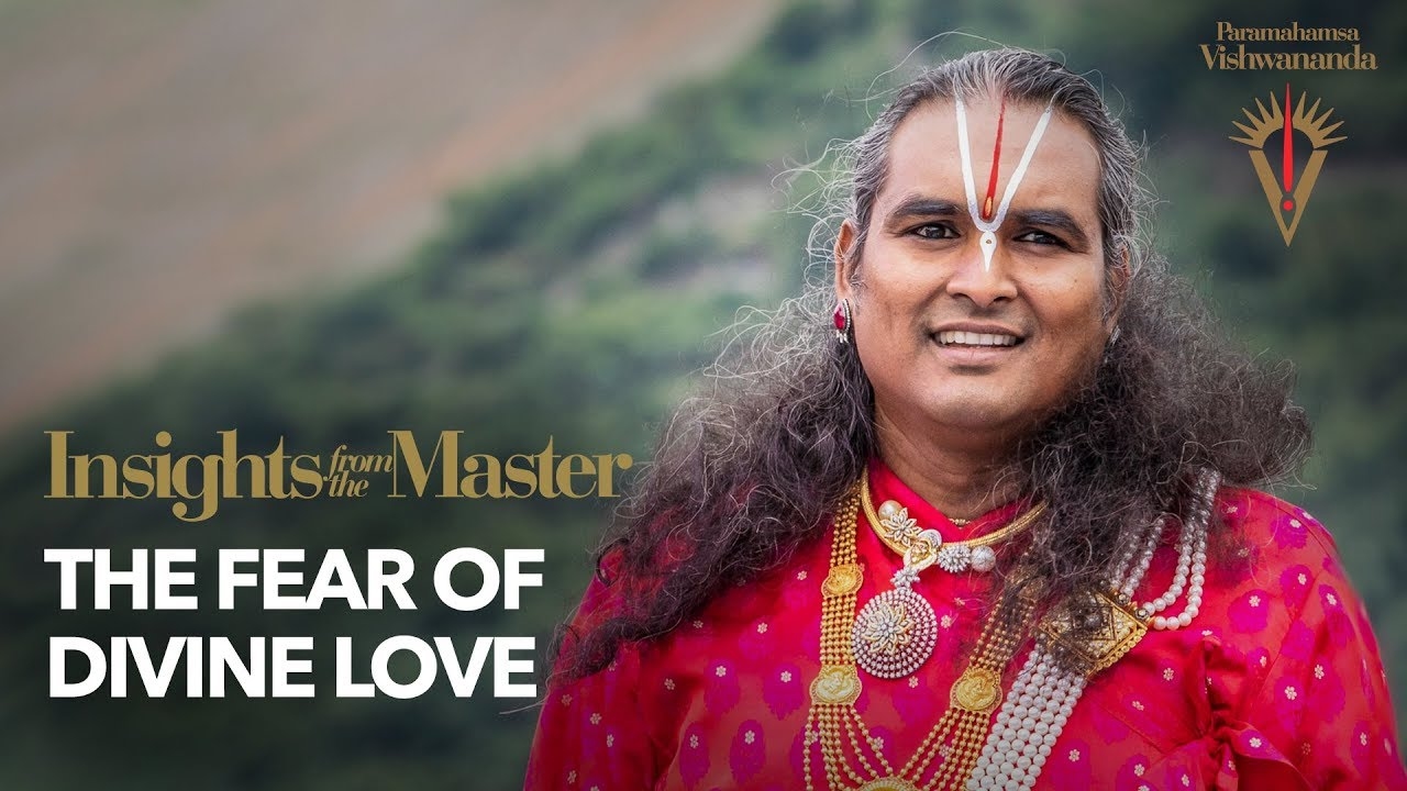 The Fear of Divine Love | Insights from the Master