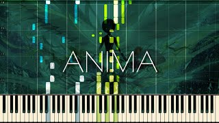 [Deemo] ANIMA - Xi | Synthesia Piano Tutorial