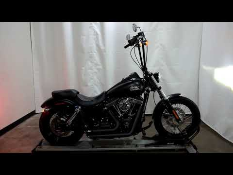 2017 Harley-Davidson Street Bob® in Eden Prairie, Minnesota - Video 1