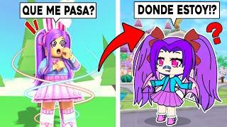 VIAJO al MUNDO DE GACHA *DENTRO DE ROBLOX* Pero ES ONLINE!! - INCREÍBLE!!?