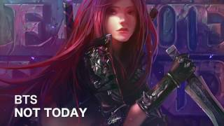 Nightcore   Not Today (BTS)
