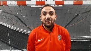 A la rencontre de Malek Aissanou (Saint-Henri Marseille Futsal)