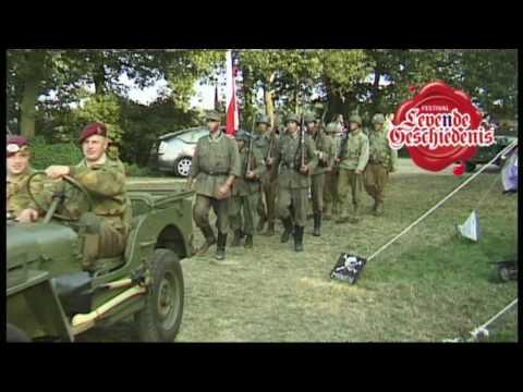 Festival levende geschiedenis 2009 te barendonk Beers Cuijk