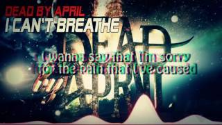 ►♫Nightcore♫ - I Can't Breathe [Dead By April] + Lyrics