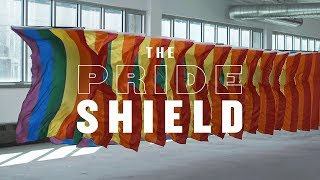The Pride Shield | A symbol of unity to stop violence