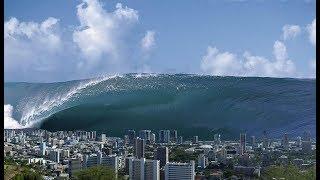 29,30,31.01.2018/Мега цунами в Австралии,или уже наступил апокалисис и конец света