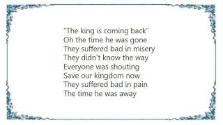 Europe - The King Will Return Lyrics