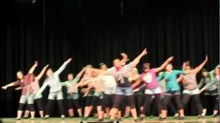 Life is a Highway Spring Dance Performance