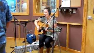 Rebekah Pulley on WMNF's Live Music Showcase 2013