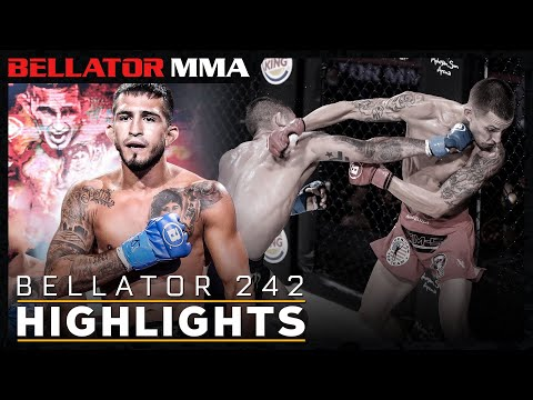 Highlights du Bellator 242: Bandejas vs. Pettis