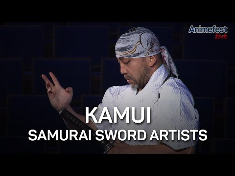 Kamui - The Samurai Sword Artists