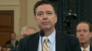 Comey says FBI investigating Russia interference