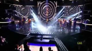 X Factor UK Finalists & Bryan Adams ~ When You're Gone (20th Nov 2011)