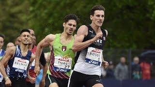 Saint-Etienne 2019 : Finale 800 m M (Pierre-Ambroise Bosse en 1'48''82)