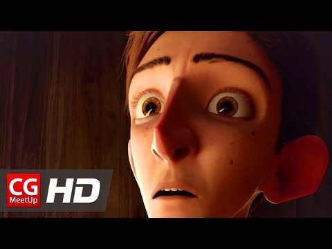 "CGI Animated Short Film: ""Missing Key"" by ESMA 