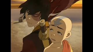 Avatar The Last Airbender: The Firebending Masters | Zuko And Aang Do The Dragon Dance With Dragons