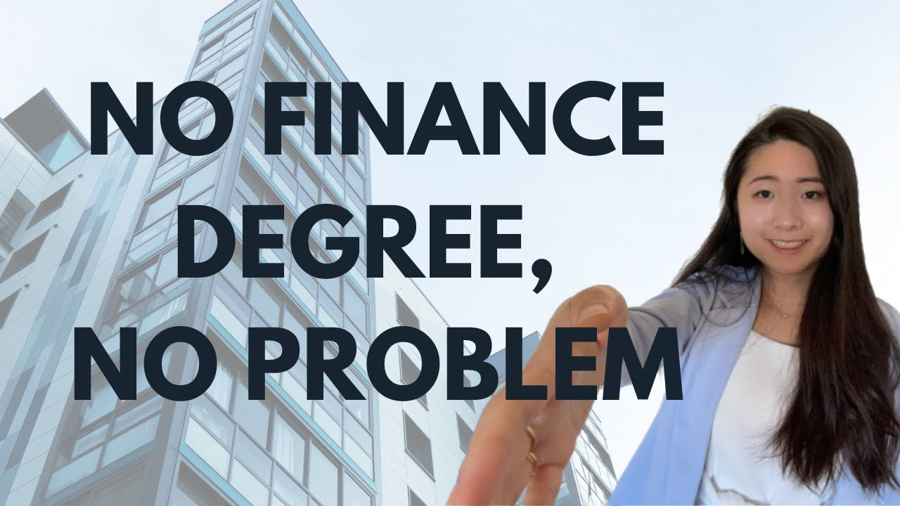 How to Enter Into Financial Investment Banking with 0 Experience and No Financing Degree