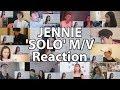"JENNIE - 'SOLO' M/V ""Reaction Mashup"""