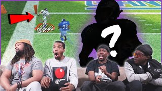 The Most Overpowered MADDEN ARCADE Player In History! (Family Tournament)