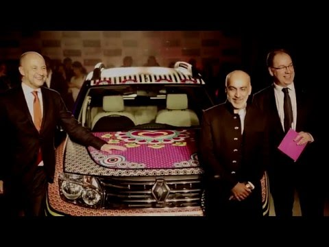 Renault Duster Car Design - by Manish Arora