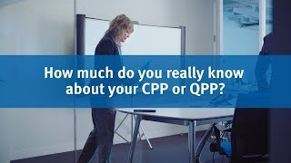 When should I collect my CPP?