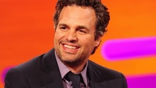 <b>Mark Ruffalo </b>acts Out A Fans Dream Conversation  The Graham Norton Show  Series 11 Ep2  BBC One
