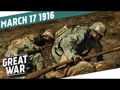 Italové se probouzí - Velká válka