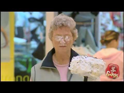 Cake Face Prank