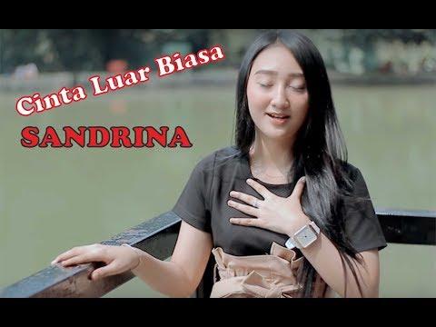 download sandrina - goyang dua jari ( official lyric video )