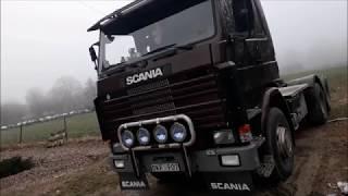 MIN A-TRAKTOR (SCANIA 142 V8)