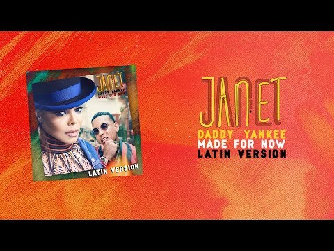 Janet Jackson x Daddy Yankee - Made For Now (Latin Version) [Official Audio]