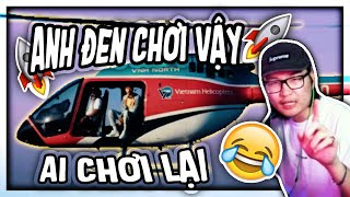 REACTION ĐEN - TRỜI HÔM NAY NHIỀU MÂY CỰC MV