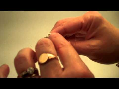 Sterling Silver Kaleidoscope Charm For Charm Bracelet