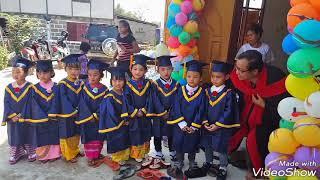 Graduation of Grace Preschool
