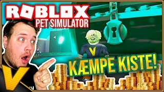 PENGENE EKSPLODERER - HACKER?! - Pet Simulator