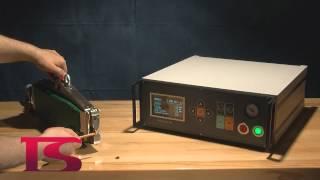Falcon-K Ultrasonic Tube Sealer