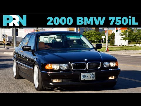 V12 Ultimate Driving Machine | 2000 BMW 750iL Review