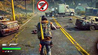 Top 15 offline Zombie Games For Android 2018 HD